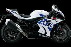 Suzuki GSX-R 1000 R, weiß