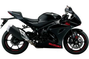 GSX-R 1000 BLACK