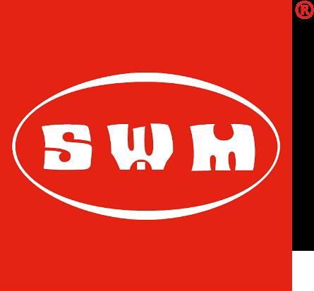 SWM Logo ohne Slogan